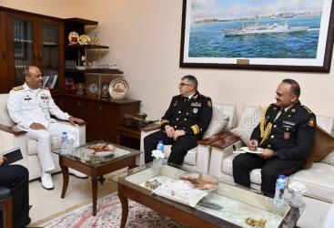 عقد عدد من الاجتماعات للوفد الأذربيجاني في باكستان