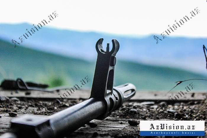 Les forces armées arméniennes tirent à nouveau sur les positions de l'armée azerbaïdjanaise