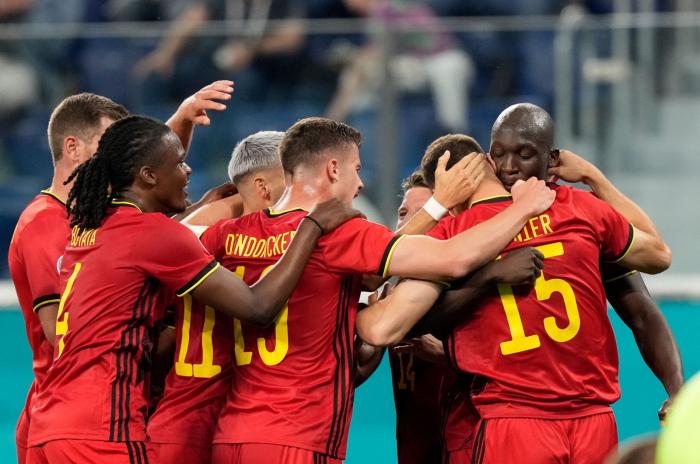 Lukaku brace helps Belgium start Euro 2020 with 3-0 Russia win
