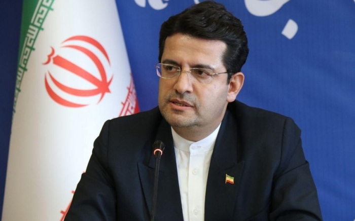 Iranischer Botschafter:   Solche himmlischen Länder wurden in Ruinen verwandelt