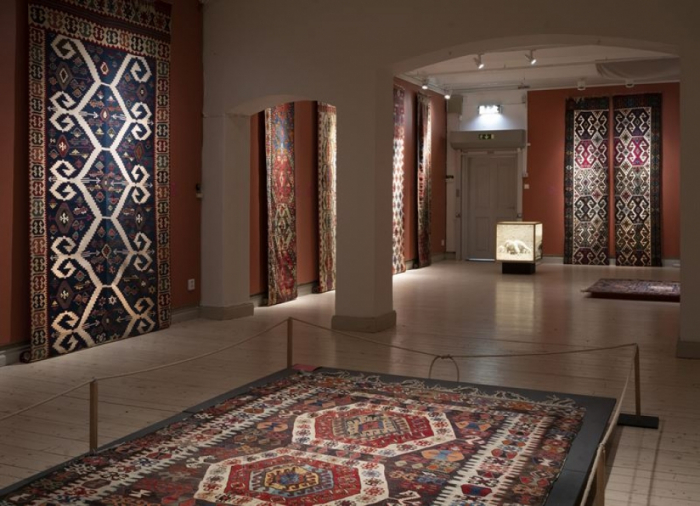 Las alfombras de Azerbaiyán se presentarán en una exposición de alfombras estampadas en Suecia