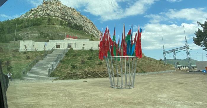 Türkischer Botschafter in Aserbaidschan hat Fotos aus Schuscha geteilt  - FOTOS