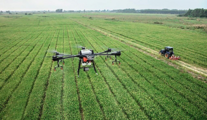 Azerbaijan launches production of agricultural drones