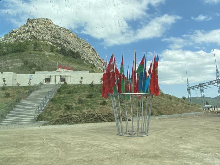 Preparations underway in Azerbaijan's Shusha for Erdogan's visit
