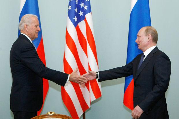 Biden bereitet sich seit 50 Jahren auf ein Treffen mit Putin vor