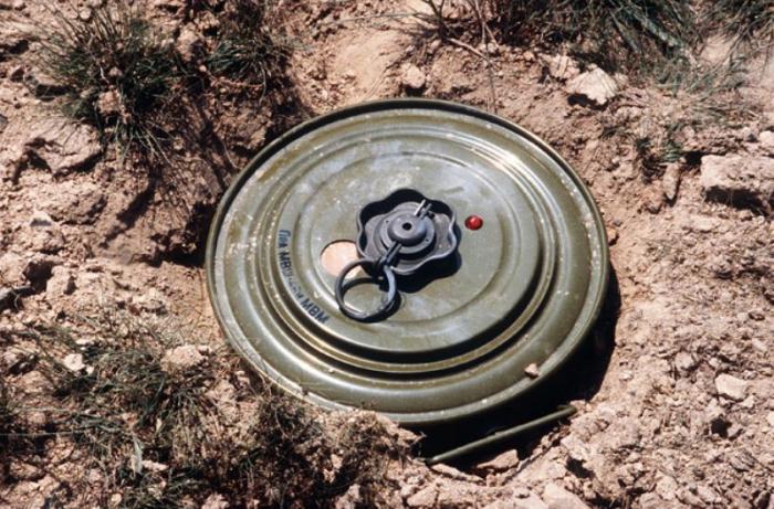 Anuncian el número de minas localizadas en Karabaj