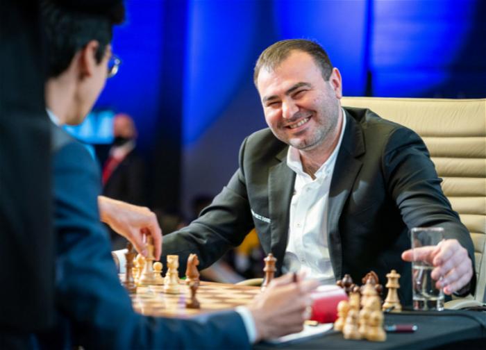 Schakhrijar Mammadjarov wurde Sieger des Turniers in Rumänien