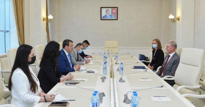 Botschafter:   Norwegen unterstützt die territoriale Integrität von Aserbaidschan