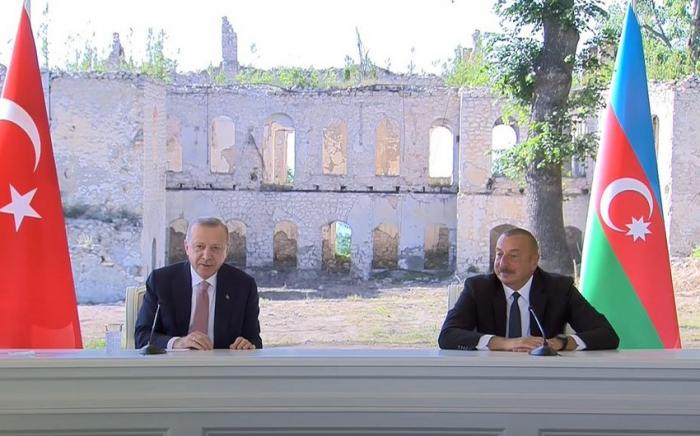 Türkischer Präsident:   Botschaften aus Schuscha sind für Region und Welt extrem wichtig