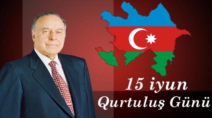 Aserbaidschan feiert den Rettungstag