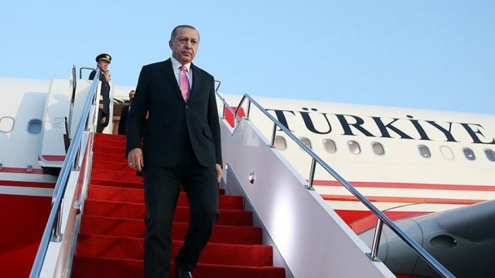 Türkischer Präsident besuchtSchuscha