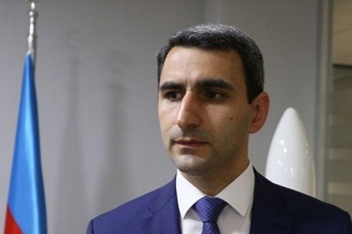 Azerbaijan names new deputy minister of transport, communications & high technologies