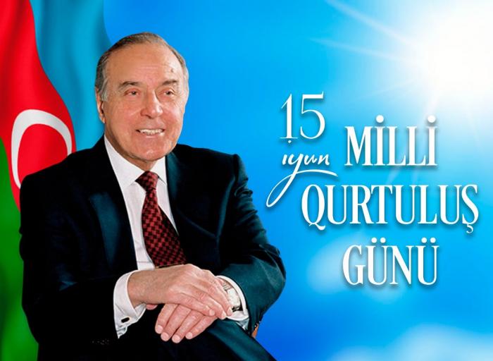 Iranian embassy congratulates Azerbaijan on National Salvation Day
