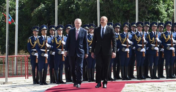 """Türkischer Präsident:  """"Wir sind am Rettungstag in Schuscha"""" -  VIDEO"""