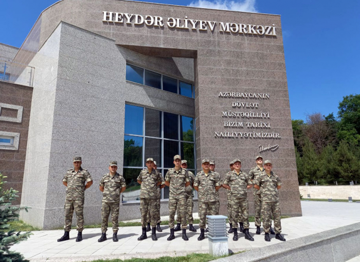 Azerbaijan Army holds events to mark National Salvation Day -  PHOTO