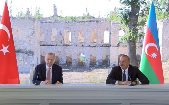 Turkish President: Messages for region and world from Azerbaijan
