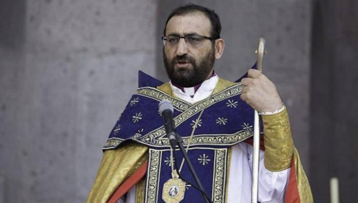 Arzobispo de Armenia:  Debemos rezar para que Pashinián deje el poder