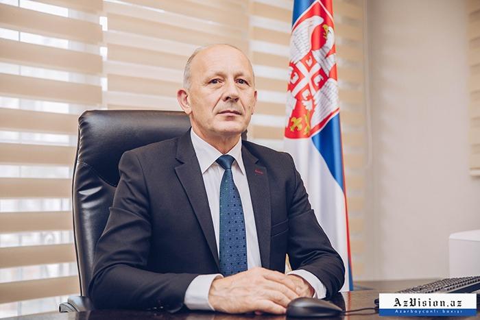 Under President Aliyev's leadership, Azerbaijan is becoming regional leader: Serbian ambassador -  INTERVIEW