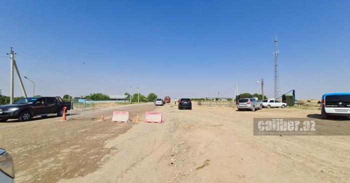 Los periodistas se familiarizarán con el progreso de las obras de construcción en el Aeropuerto Internacional de Fuzuli