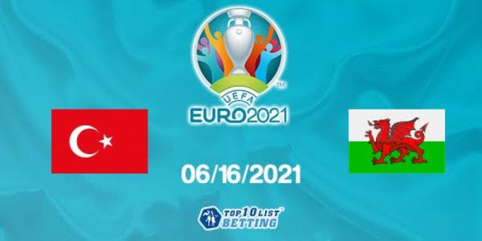Euro 2020:   la Turquie et le Pays de Galless