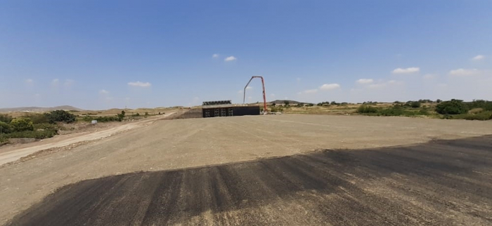 Aserbaidschan nimmt Siegesstraße in Betrieb
