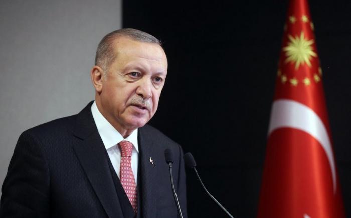 Erdogan prononce un discours au Parlementazerbaïdjanais -   EN DIRECT