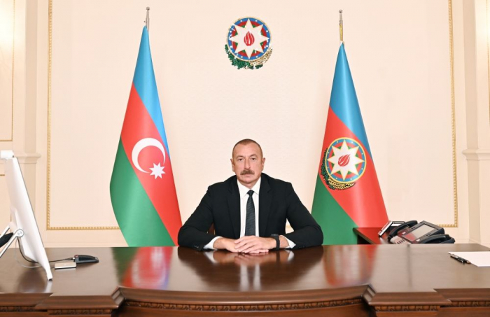 President Ilham Aliyev addresses Second OIC Summit on Science and Technology