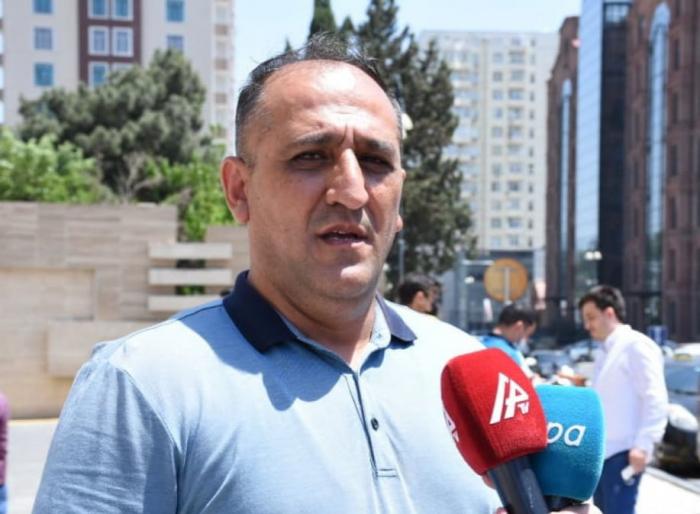 Des Arméniens nous ont battus en présence d