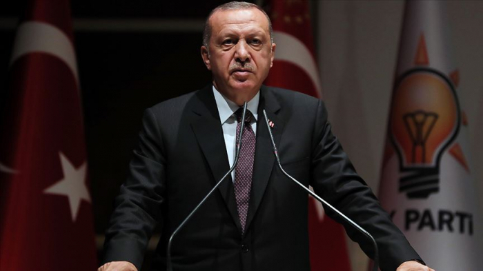 El completo discurso de Erdogan ante del parlamento azerbaiyano