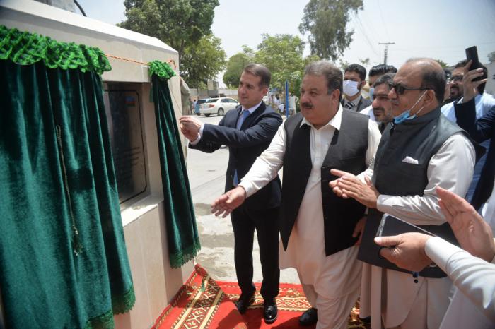 In Pakistan wurde die Allee nach Nizami Ganjavis name benannt   - FOTO