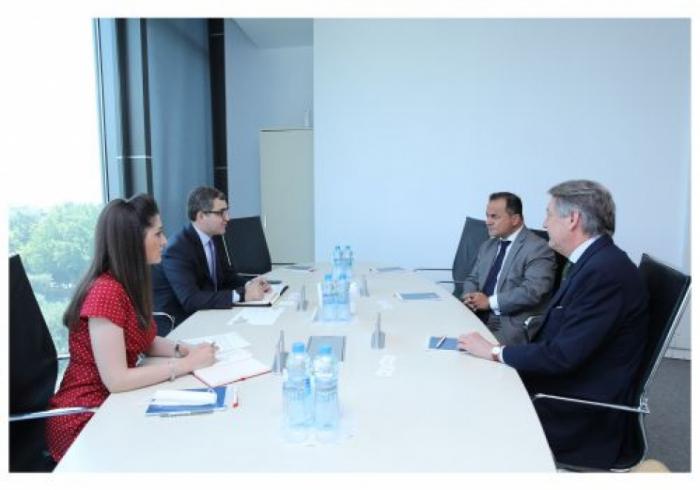 Azerbaiyán y España estudian ampliar su cooperación económica