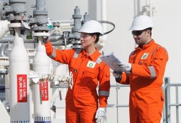 نقل 7 مليارات متر مكعب من الغاز عبر خطوط أنابيب الغاز الرئيسية