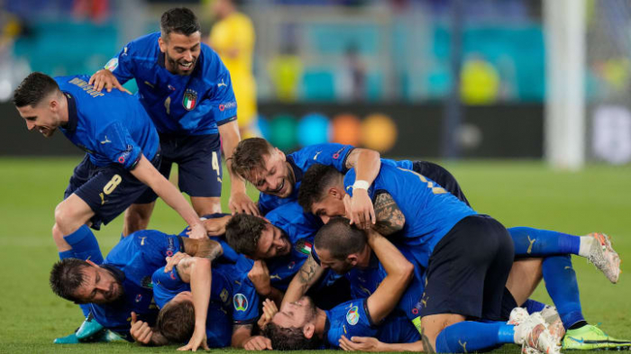 Italy first team in Euro 2020 knockouts with 3-0 over Switzerland