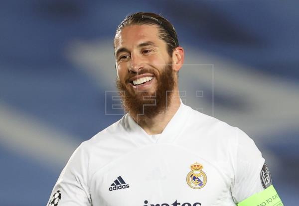El Real Madrid anuncia el adiós de Sergio Ramos