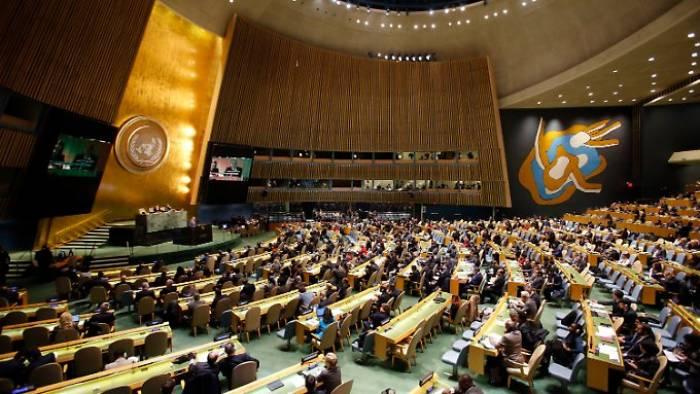 Aserbaidschan unterstützte erneut die Resolution zu Georgien bei der UN