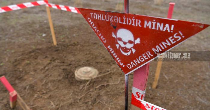 Incoado un proceso penal sobre el hecho del fallecimiento de un hombre a raíz de la explotación de una mina en Aghdam