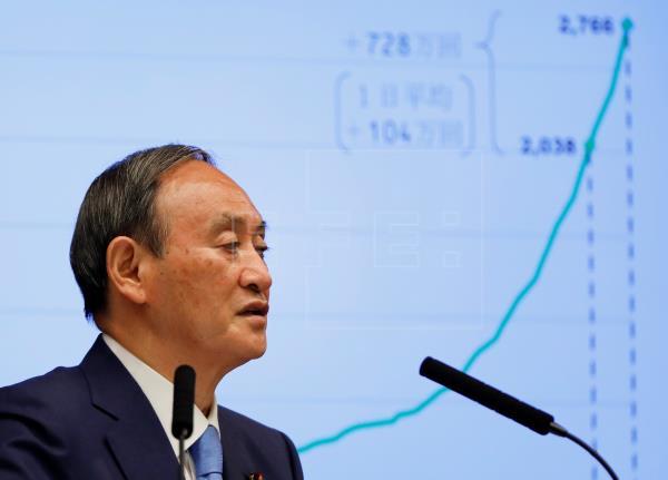 Japón levantará la emergencia sanitaria el lunes 21, a un mes de los JJOO