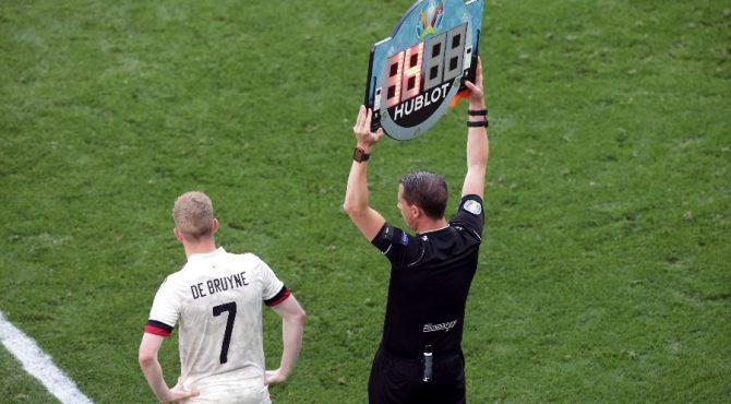 Euro 2020:la Belgique renverse le Danemark