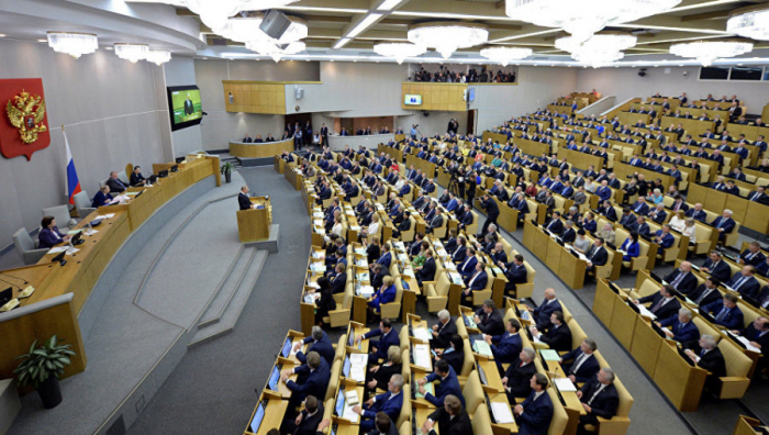 Russia schedules State Duma elections for September 19