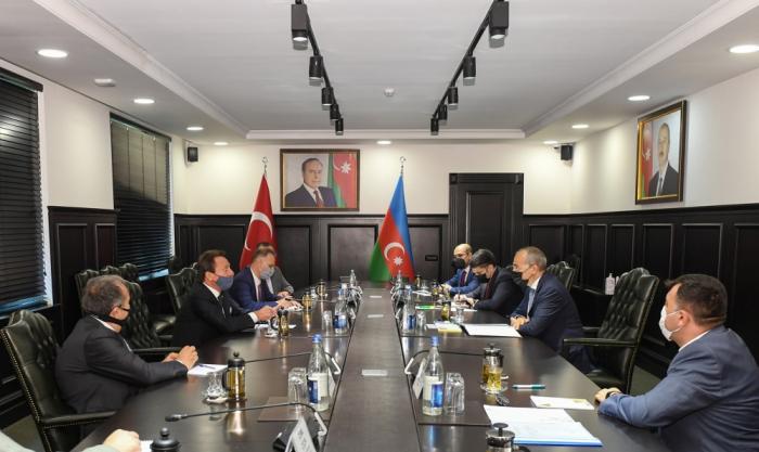 Un mémorandum d'accord signé entrele ministère azerbaïdjanais de l'Economie et un entreprise turque
