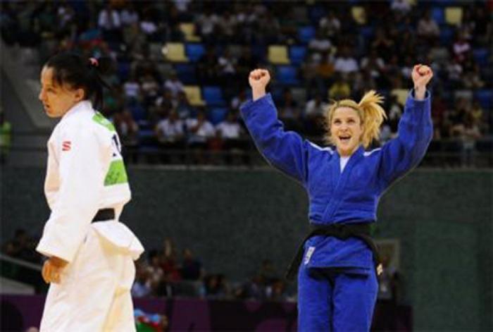 JO de Tokyo:  une autre judokate azerbaïdjanaise décroche son billet