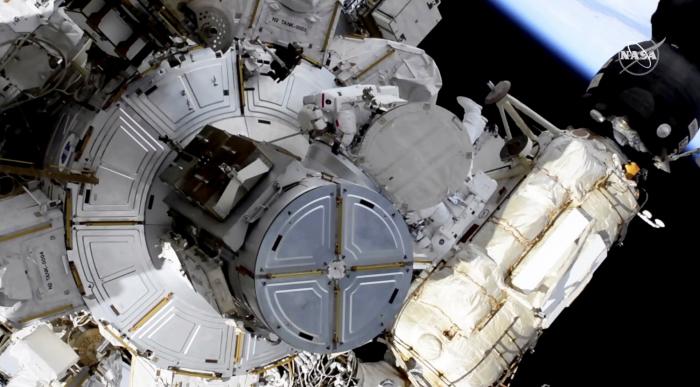 Spacesuit issues interrupt ISS spacewalk