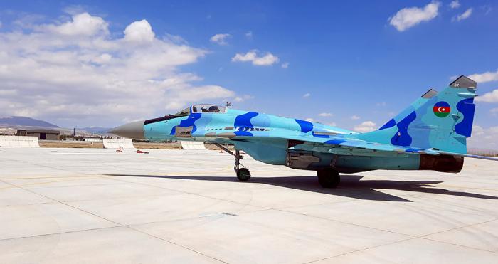 "Preliminary training for the ""Anatolian Eagle - 2021"" exercises held"