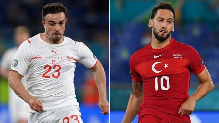 Turkey & Switzerland to face each otherat Baku Olympic Stadium