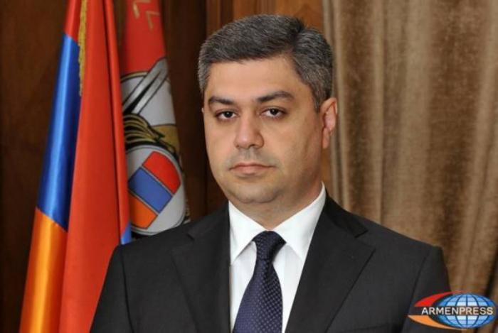 Artur Vanetsyan:  «Pashinyan veut falsifier les résultats des élections législatives anticipées»