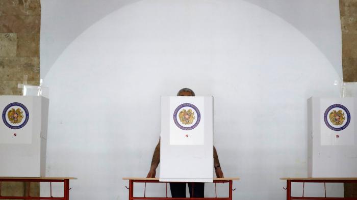 Législatives en Arménie:  participation à 26,82% à 14h00