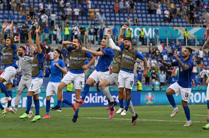 Italy beat Wales to finish Euro 2020 group stage with perfect record