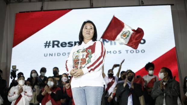 Perú sigue sin ganador oficial mientras un juez decide hoy si Keiko vuelve a prisión