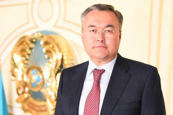 Zangazur corridor to connect South Caucasus with Kazakhstan and Central Asia, says Kazakh FM
