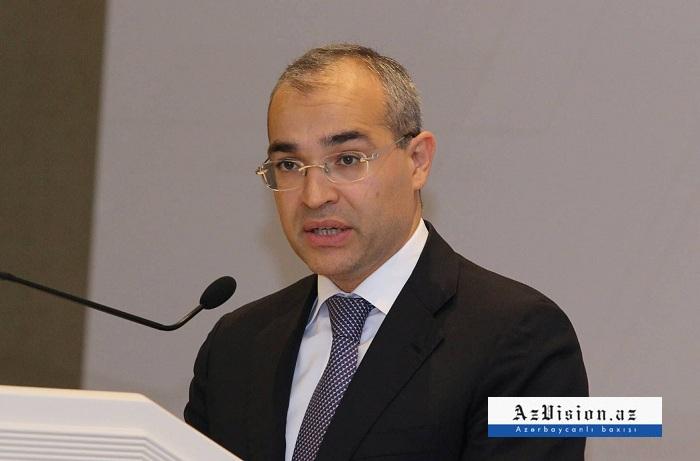 Tax revenues to Azerbaijan